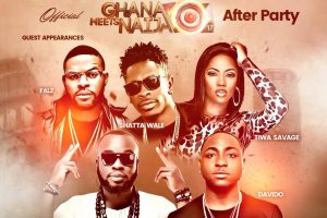 Akwaaba Groups, Empire and Club Onyx presents Ghana Meets Naija official after party