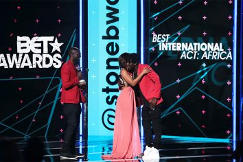 Stop the BET Awards 'backstage' nonsense!
