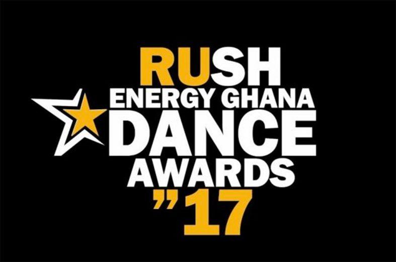 All set for Rush Energy Ghana Dance Awards 2017 on July 9