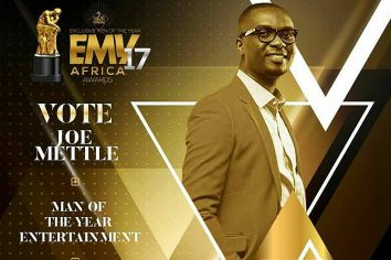 Shatta Wale, Joe Mettle, Stonebwoy, Okyeame Kwame & Medikal nominated for Exclusive Men of the Year (EMY) Awards '17