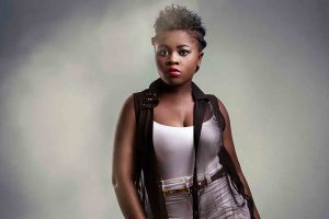 Kaakie the dancehall queen of Ghana