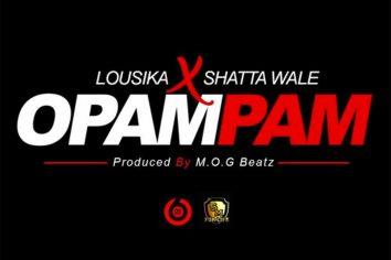 Audio: Opampam by Lousika feat. Shatta Wale