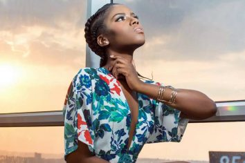 Mzvee post stunning picture on her birthday