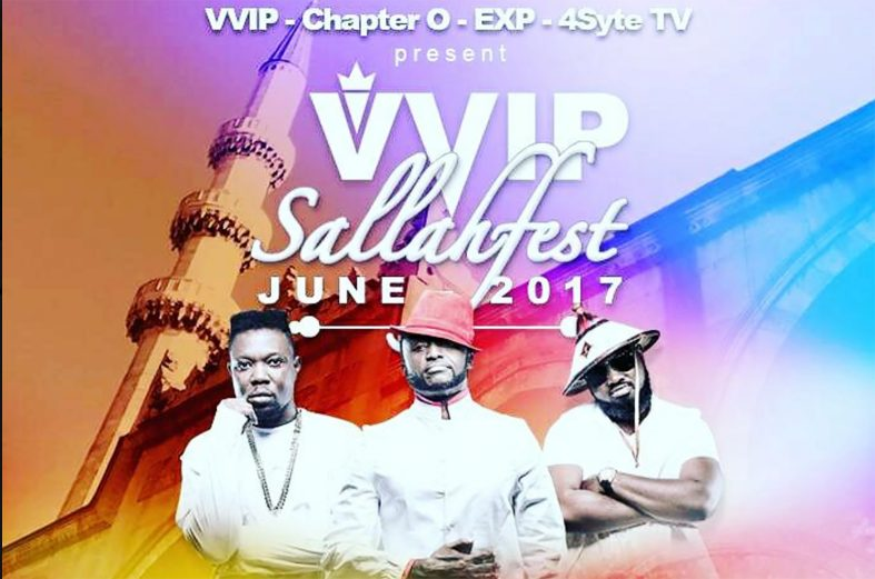 VVIP set to feed 10,000 patrons @ 2017 SallahFest music concert