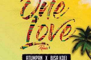 Bisa Kdei features on Atumpan's 'One Love'