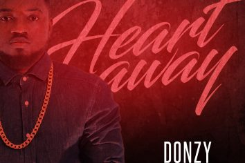 Audio: Heart Away by Donzy feat. Spicer