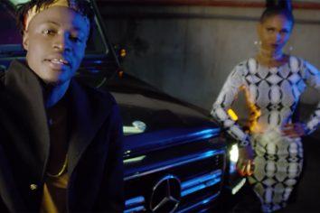 Video Premiere: Total Cheat by Fancy Gadam feat. Sarkodie