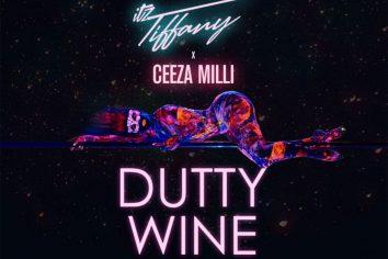 Audio: Dutty Wine by DJ Mic Smith & Itz Tiffany