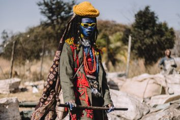 Musician Jojo Abot previews politically charged 'Ngiwunkulunkulu' & talks us through EP