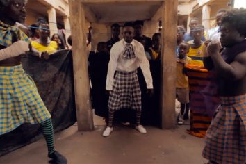 Lilwin turns boxer in new music video