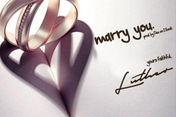 Audio: I Go Marry U by Luther