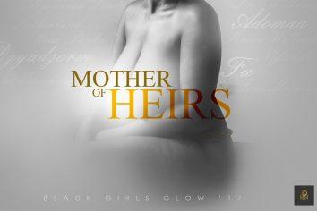 Poetra Asantewaa, Ria Boss, Adomaa, Fu, Dzyadzorm & Cina Soul (Black Girls Glow) release 'Mother Of Heirs' album