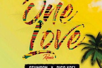 Audio: One Love remix Atumpan feat. Bisa Kdei