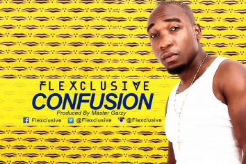 """Flexclusive joins hands with Master Garzy to release new single """"Confusion'"""