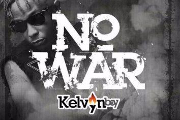 Audio: No War by Kelvyn Boy