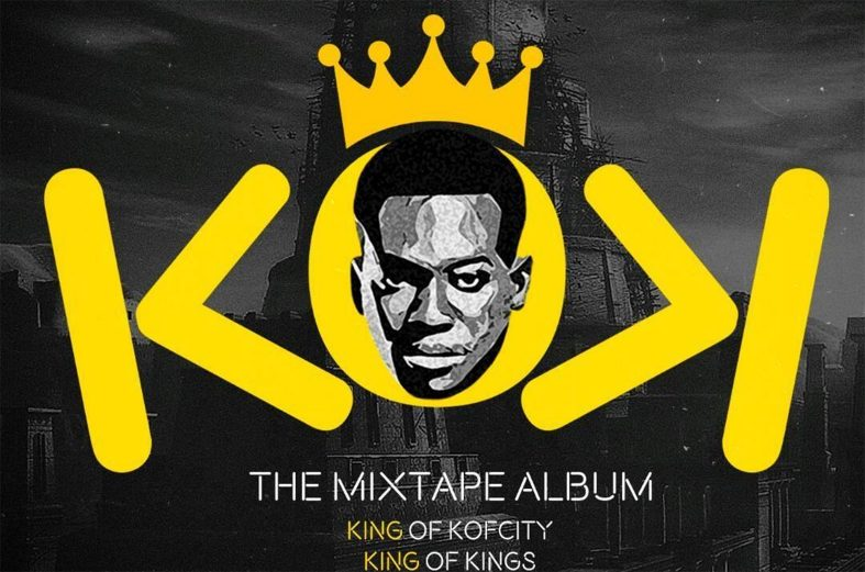 Koo Ntakra unveils official artwork for upcoming mixtape