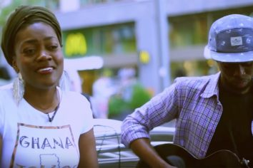 Video: Soulful version of Fall (Davido cover) by MS.ABA feat. Kyekyeku & Nii Teii