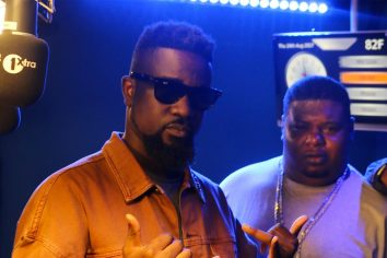 Sarkodie meets Big Nasty for the 1st first on BBC Radio 1Xtra