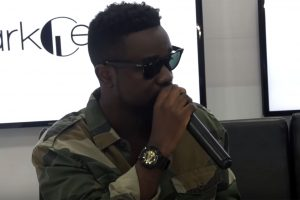 Sarkodie's 'Highest' album press listening