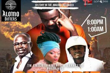 Lil Win, Amakye Dede & Efya added to Sarkodie's New York concert
