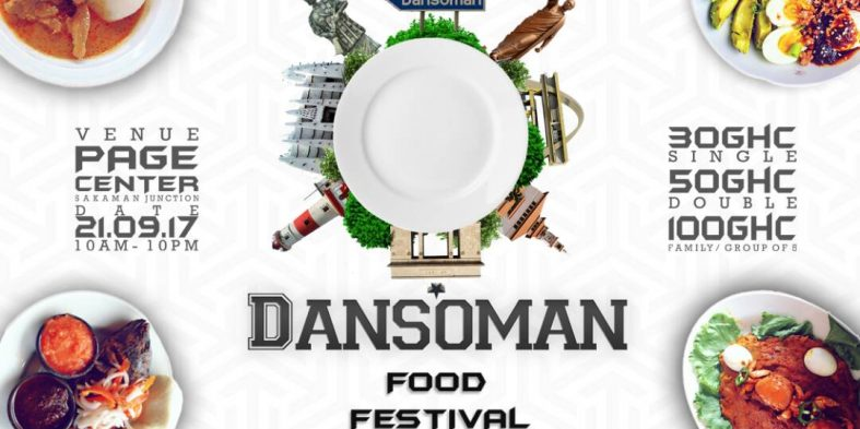 Two DJs and a buffet of artists at Dansoman Food Festival