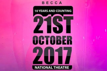 """Becca to host """"Unveiling"""" concert"""