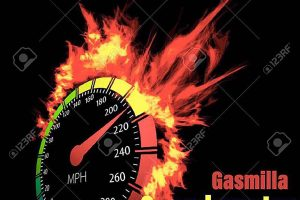 Audio: Speedometer by Gasmilla