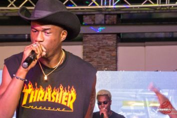 Video: Joey B x Darkovibes performs songs on 'Darryl' EP