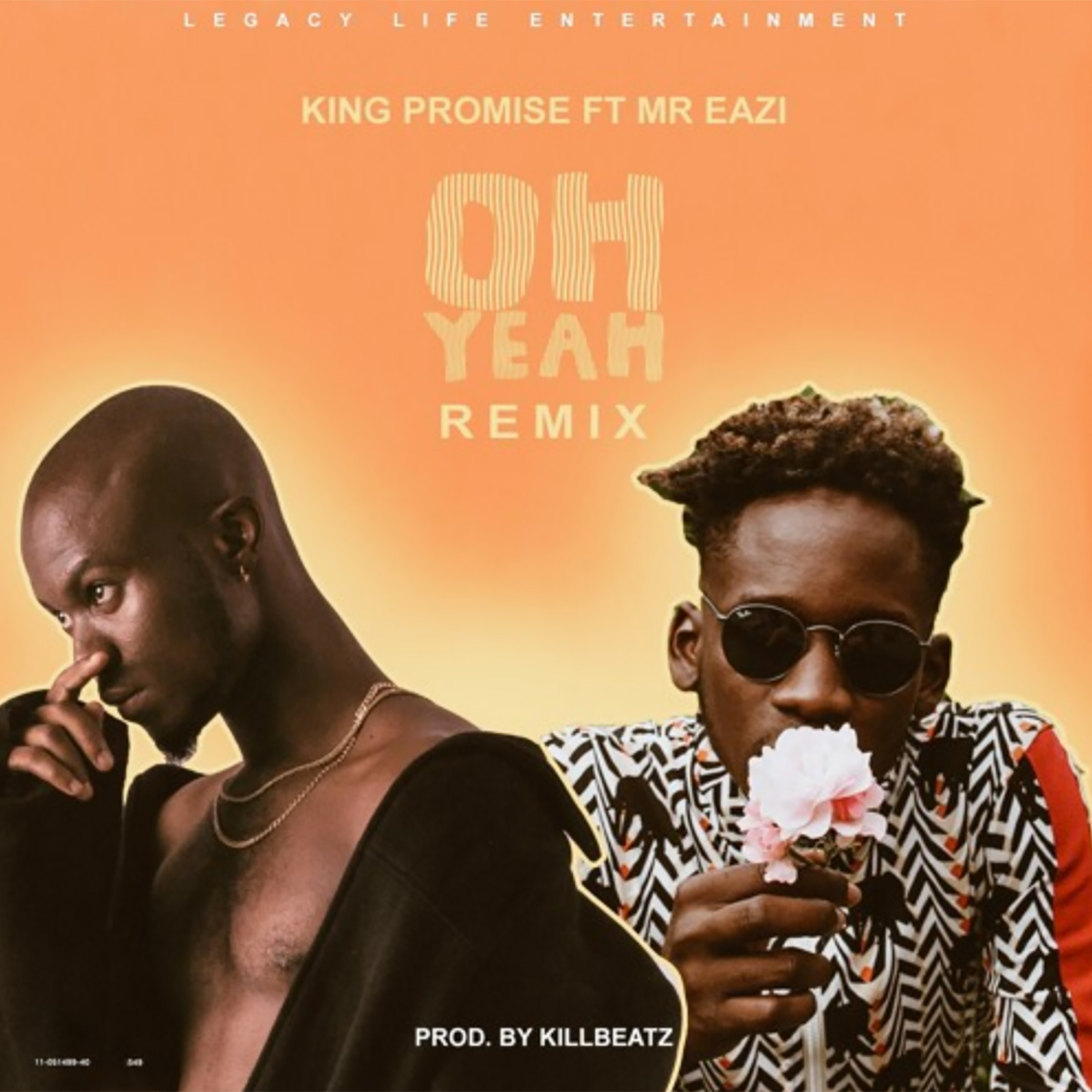 Oh Yeah remix by King Promise feat. Mr Eazi