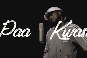 Video Premiere: Me & U (Bracket cover) by Paa Kwasi
