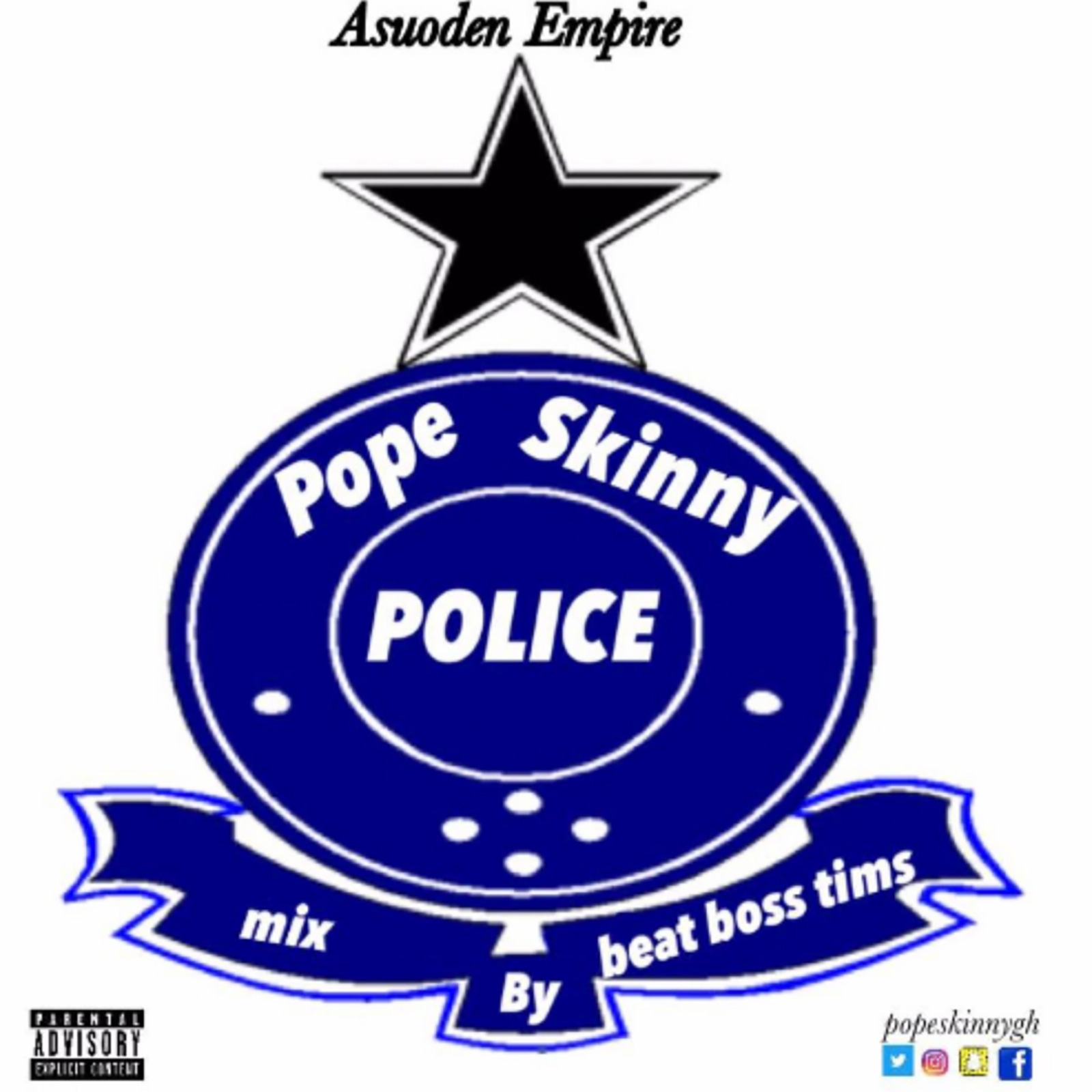 Police by Pope Skinny