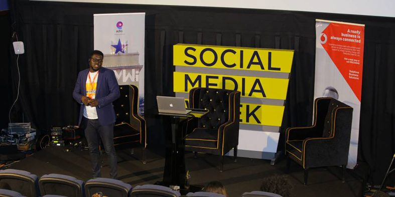 MiPROMO Media gives talk at Social Media Week 2017 on YouTube