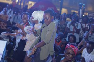 Event Review: Frenzied performances at Accra Is Connected concert