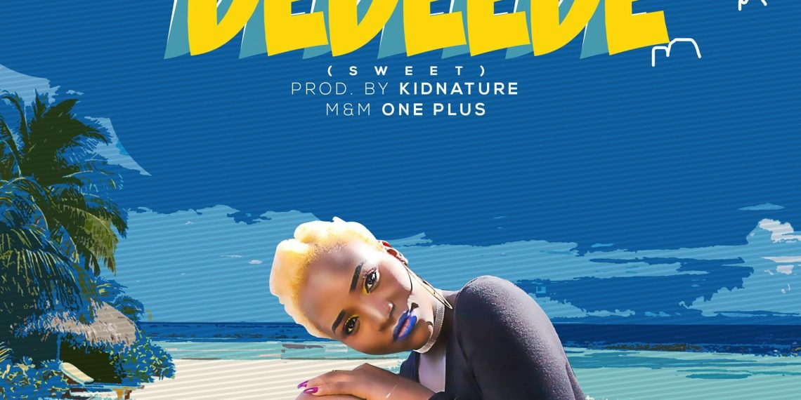 The sweetness has got Pauli B confessing on 'Dedeede'
