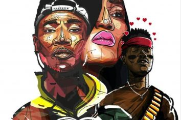 Audio: Over by Burn feat. Kwesi Arthur