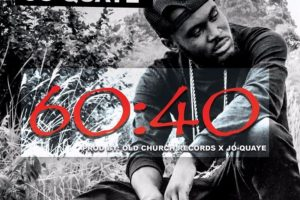 Audio: 60 40 by Jo-Quaye