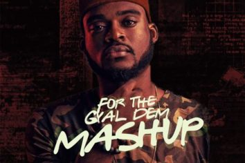 Audio: For The Gyal Dem (Mash Up) by Kobla Jnr