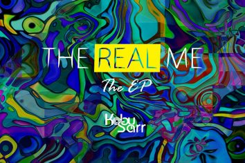 Koby Sarr hypnotizes with 'The Real Me' EP