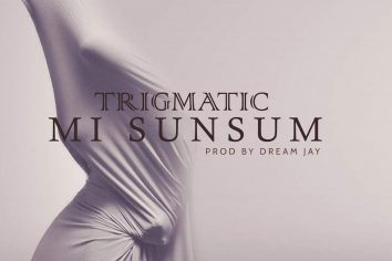Trigmatic drops another classic song titled Mi Sunsum