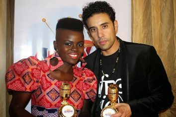 Wiyaala to perform in France with Ahmed Soultan
