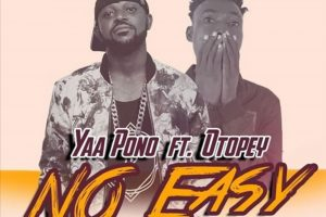 Audio: Eno Easy by Yaa Pono feat. Otopey