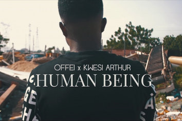Video Premiere: Human Being feat Kwesi Arthur by Offei