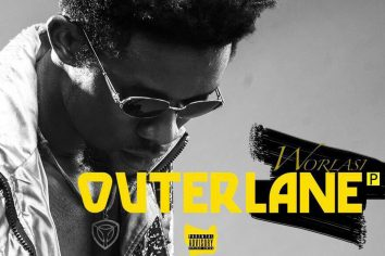The tracklist for Worlasi's Outer Lane has been revealed