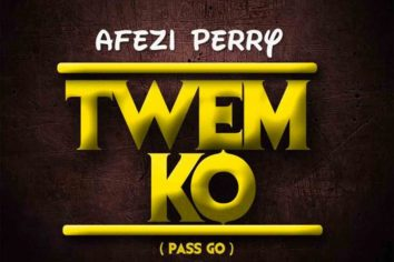 Audio: Twom Ko (Pass Go) by Afezi Perry