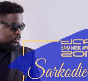 Sarkodie bags 66th career award in Germany