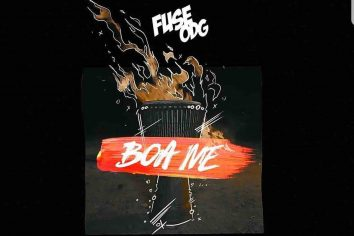 Fuse ODG features Ed Sheraan on new single