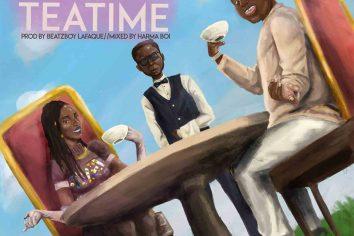Audio: Tea Time by MzOrstin feat. CJ Biggerman