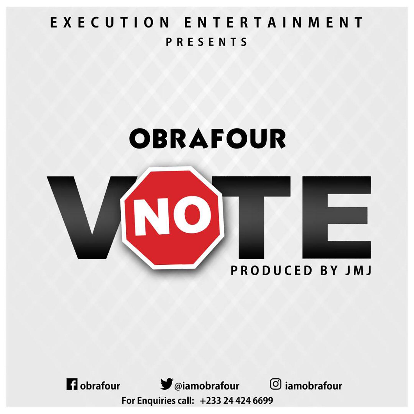 No Vote by Obrafour