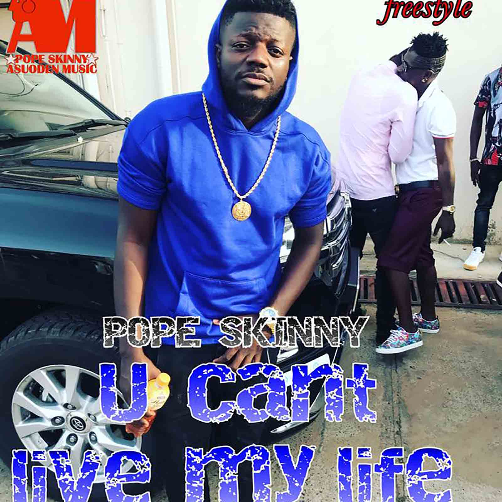 You Can't Live My Life by Pope Skinny