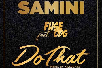 Audio: Do That by Samini feat. Fuse ODG